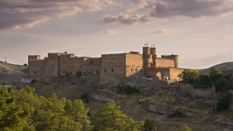 Do You Want to Sleep in a Medieval Castle Atop a Roman Settlement? You can in Sigüenza
