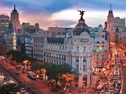 #Madridneverstops! How The City Has Adapted to a Post-Covid World