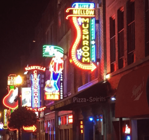 5 Reasons to Host Your Next Event in Nashville…