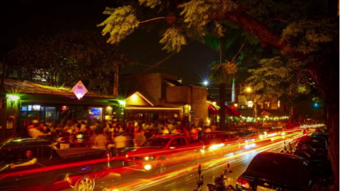 Why should you hold a meeting in São Paulo? The Nightlife!