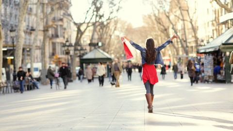 Spain – A Global Mecca for Shopping Wanderlusts