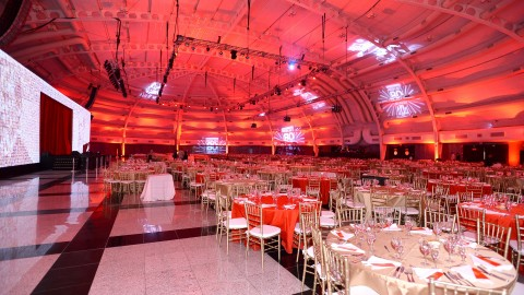 WTC Events Center São Paulo is Latin America's Leading Meetings Venue
