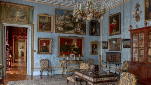 Breathtaking Art on Display at Liria Palace
