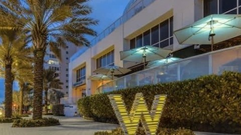 Tempting Travellers to… W Fort Lauderdale