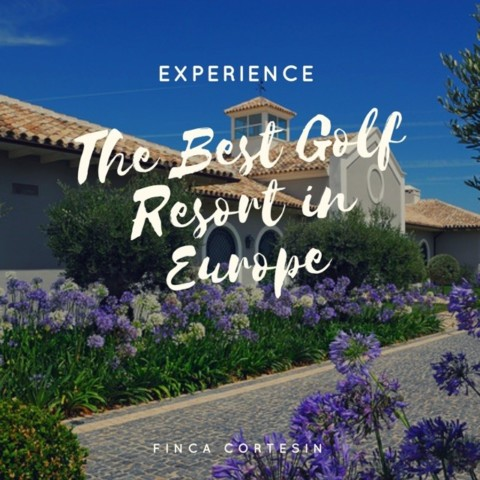 "Finca Cortesin – ""Best Golf Resort in Europe"""