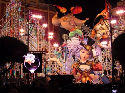 Valencia, Home to the Coolest Festivals in the World!