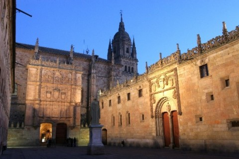 The University of Salamanca Brings Learning to New Heights