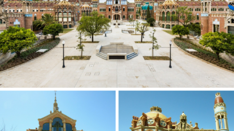 Sant Pau Art Nouveau Site ~ History Re-Imagined