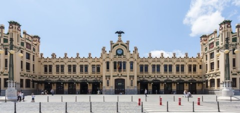 Oranges, Flowers and Dragons, Oh My! Explore Valencia's Modernist Architecture