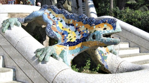 Park Güell – The Most Unique Park in the World!