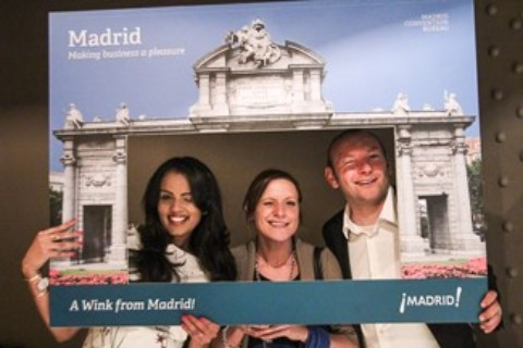Madrid Convention Bureau – activity in North America
