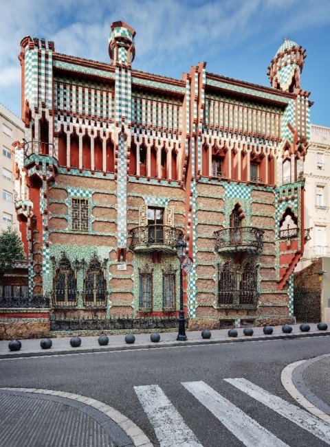 Casa Vicens: Opening to the Public for the First Time Ever!