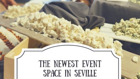 Muelle 21 – The Newest Event Space in Seville Spain