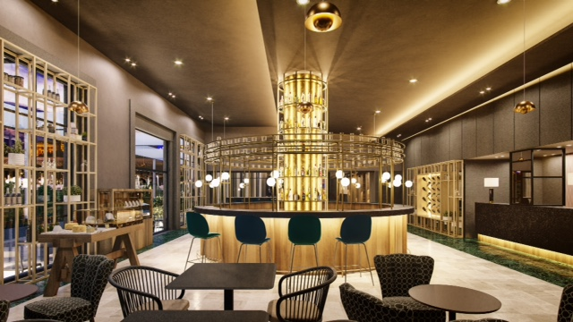 Enjoy every minute of your stay at Málaga's newly renovated NH Hotel
