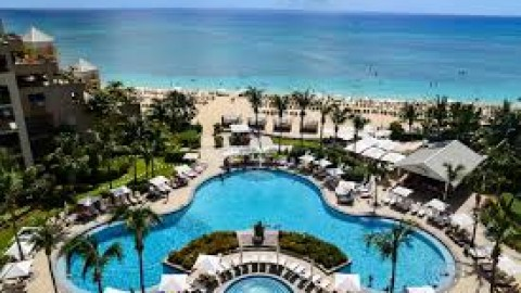 Meetings Beachfront? Yes at the Ritz-Carlton, Grand Cayman!