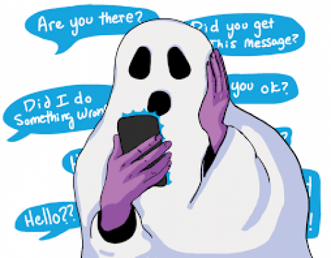Professional Ghosting:  What?  How?  Why?  It Happens!