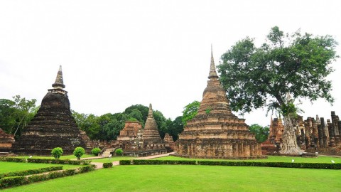 Tempting Travellers to Thailand