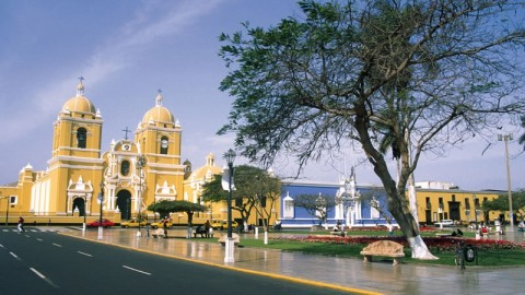 Peru, the Land of El Dorado, finest destination for incentive meetings
