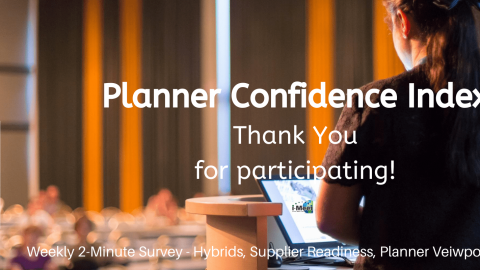i-Meet.com Planner Confidence Index Barometer – Week 23