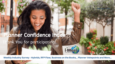 i-Meet.com Weekly Planner Confidence Survey Week 51